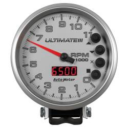 AutoMeter - AutoMeter Ultimate Plus Playback Tachometer 6886