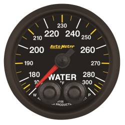 AutoMeter - AutoMeter NASCAR Elite CAN Water Temperature Gauge 8156-05702