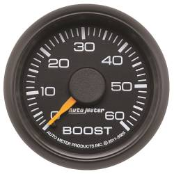 AutoMeter - AutoMeter Chevy Factory Match Mechanical Boost Gauge 8305