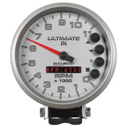 AutoMeter - AutoMeter Ultimate DL Playback Tachometer 6895