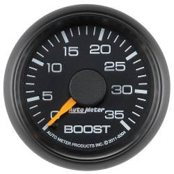 AutoMeter - AutoMeter Chevy Factory Match Mechanical Boost Gauge 8304