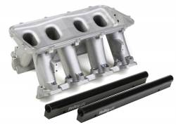Holley Performance - Holley Performance LS Hi-Ram Modular Intake System 300-229