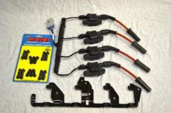 PACE Performance - GMP-12611424-B - GM LS Complete Coil Kit with Black Fasteners