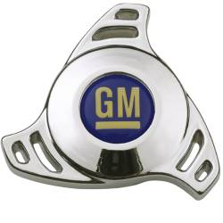 Proform - 141332 - Small Hi-Tech Air Cleaner Nut with GM Emblem