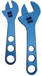 Proform - 67729 - Adjustable Aluminum AN Hex Wrench Set - 3AN-8AN and 10AN-20AN