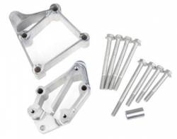Holley Performance - HLY - HLY21-3 Spacer Kit (10-up Camaro & Truck Style) for use with Holley LS Serp Bracket Kits