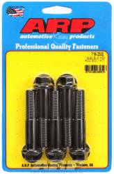 ARP - ARP7162500 - HEX BLK OXIDE BOLTS