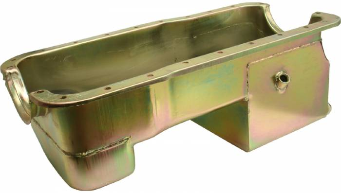 Proform - 68053 - Ford Small Block 351W Oil Pan, 7 Quarts, Fits 1981 and Later Mustangs, T-Birds and Cougars