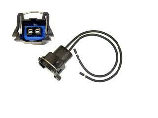 Caspers Electronics - CAS108012 - Bosch EV-1 Fuel Injector Pigtail