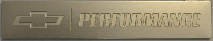 Chevrolet Performance Parts - 22942442-Chevrolet Performance Emblem