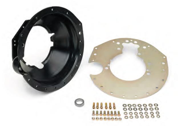 Chevrolet Performance Parts - 19329900 - CPP Tremec T56 6 Speed  Installation Kit for 1pc Rear Seal Small Block Chevy