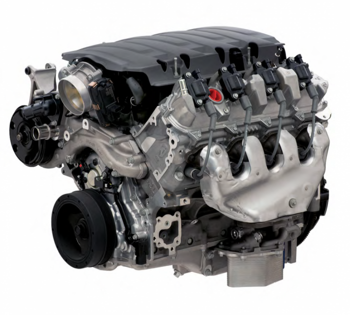 "Chevrolet Performance Parts - CPSLT1T56W - Cruise Package  LT1 460HP Wet Sump  Engine w/T56 6 Speed Trans ""$500.00 REBATE"""