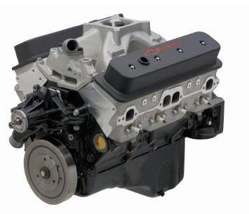 "Chevrolet Performance Parts - CPSZZ383T56 - Chevrolet Performance ZZ383 450HP  Crate Engine with T56 6 Speed ""$500.00 REBATE"""