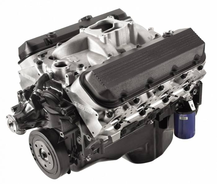 Chevrolet Performance Parts - CPSZZ454T56 - Chevrolet Performance  ZZ454  Crate Engine with T56 6 Speed