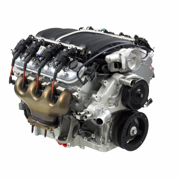 "Chevrolet Performance Parts - CPSLS7T56 - Chevrolet Performance LS7 505HP Crate Engine with T56 6 Speed ""$750.00 REBATE"""