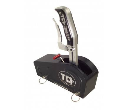 TCI Transmission - TCI616331 - TCI Outlaw™ Shifter for 3 Speed Forward Pattern (w/ cover)