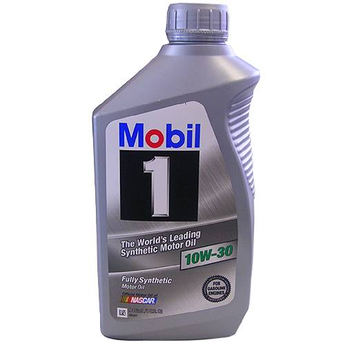 Mobil 1 - 12346184 - 10W30 Mobil 1 Synthetic Oil - 1 Quart