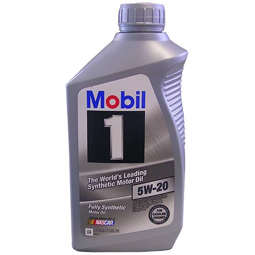 Mobil 1 - 88862163 - 5W20 Mobil 1 Synthetic Oil - 1 Quart