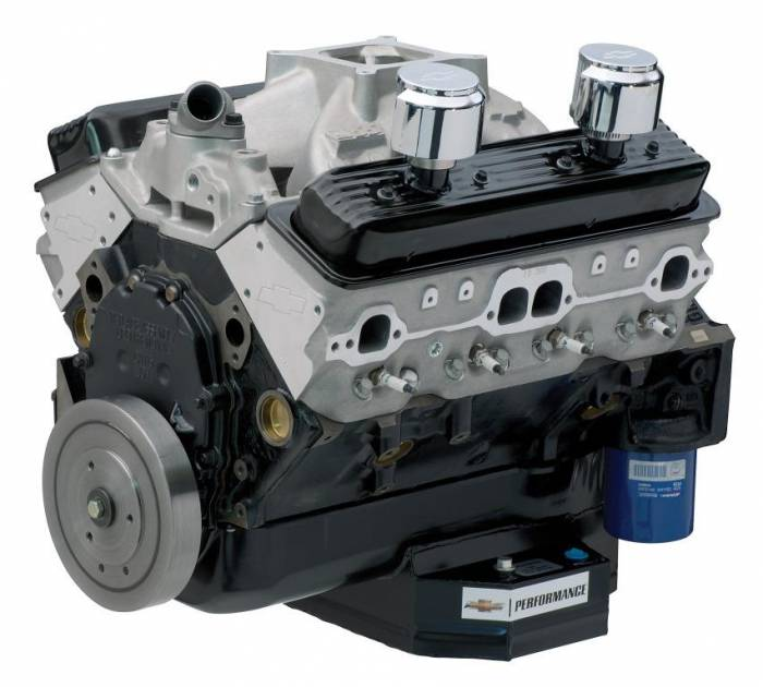 PACE Performance - GMP-19318604-S Pace GM Factory Sealed 604 Sprint Car Crate Engine