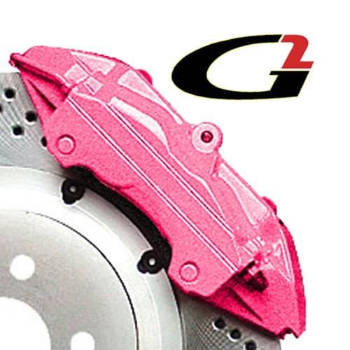 G2 USA - G2170 - Pink High Temperature Brake Caliper Paint System Set