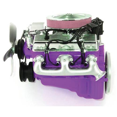 G2 USA - G45165 - Purple G2 Engine Paint System Set