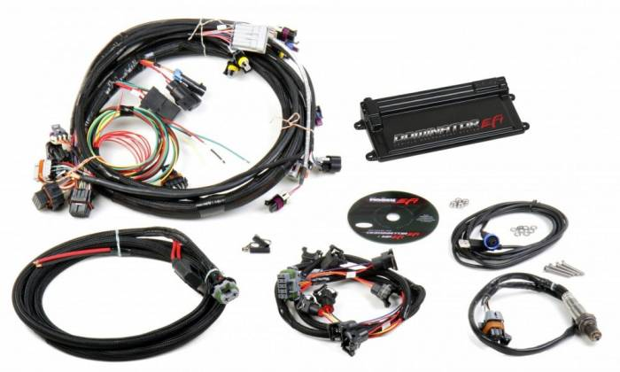PACE Performance - GMP-DOMGEN4-C - Controller Package for LS Gen IV Engines with Cable Drive Throttle body