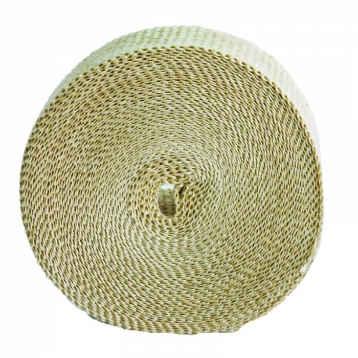 "Heatshield Products - HSP311050 - Exhaust Heat Wrap - 1"" Wide X 1/16"" Thick X 50' Long - Standard Grade"