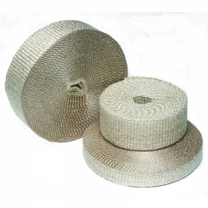 "Heatshield Products - HSP325001 - Inferno Wrap 3000 Degree F Exhaust Wrap 1"" Wide X 1/16"" Thick X 25' Long"