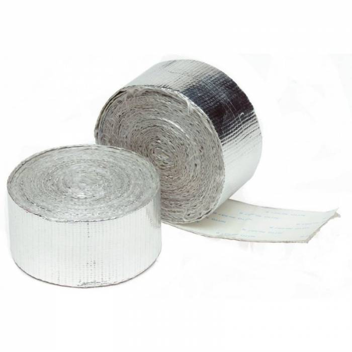 "Heatshield Products - HSP340001 - Thermaflect Reflective Tape - 1-1/2"" X 3'"
