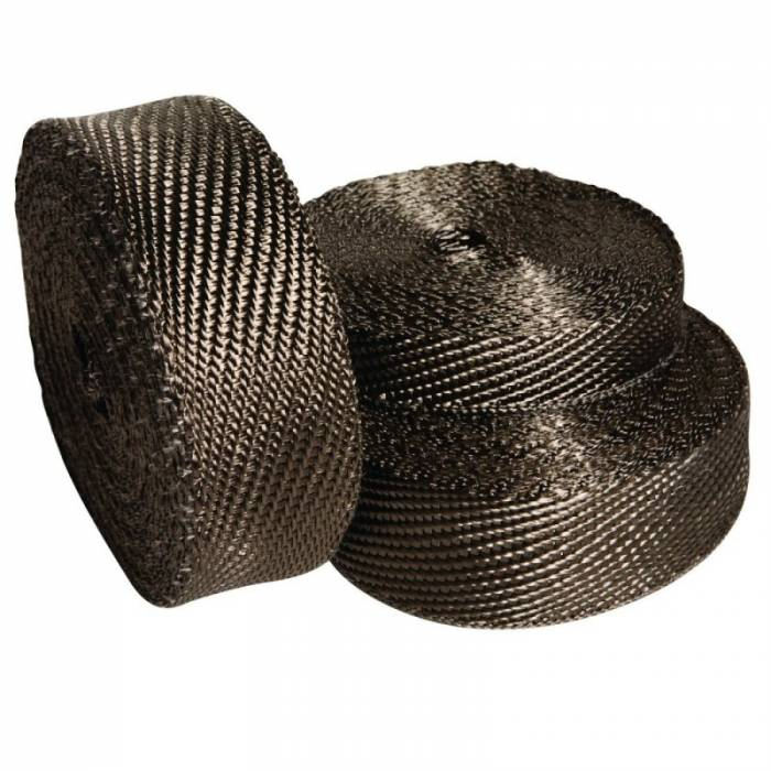 "Heatshield Products - HSP371025 - Lava Wrap 1"" X 25' Exhaust Wrap  - Brown In Color"