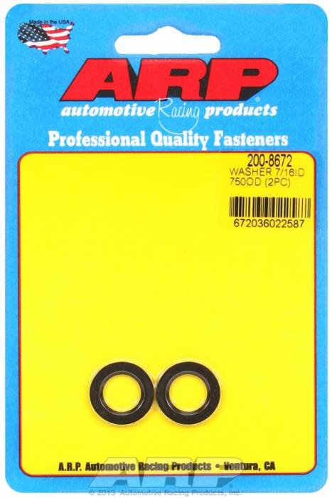 """ARP - ARP2008672 - """"7/16""""""""ID 3/4"""""""" OD CHAM"""""""
