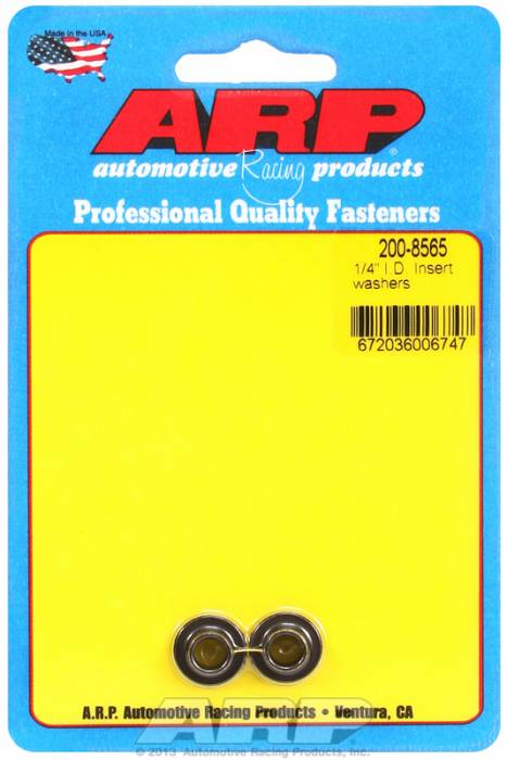 "ARP - ARP2008565 - ARP Insert Washer - 1/4"" - 2 Pack"