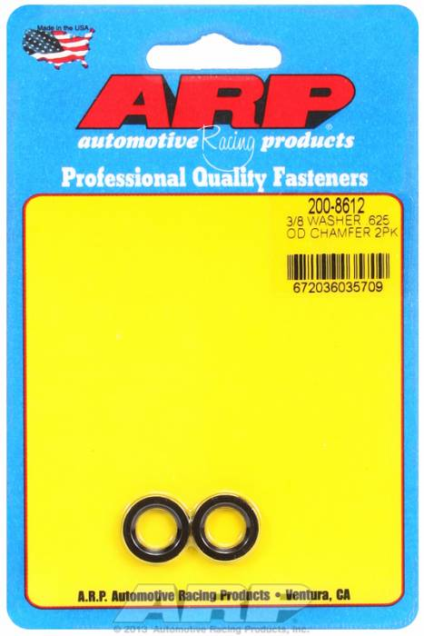 ARP - ARP2008612 - OD C HAMFER BLK WASHE