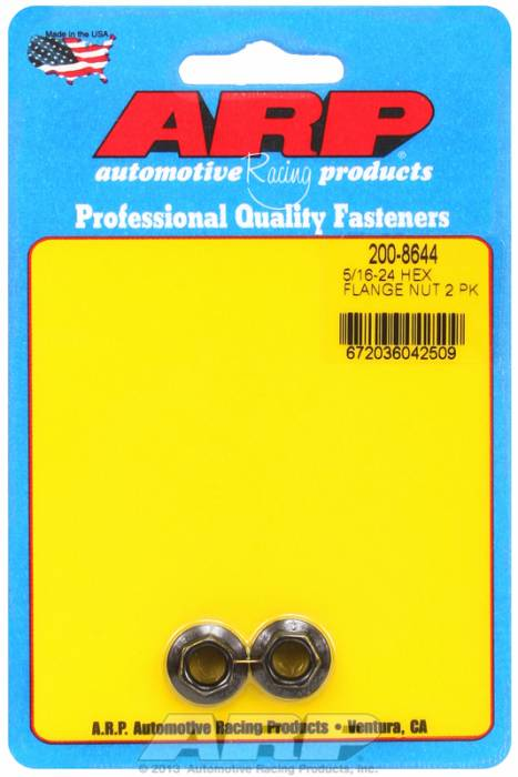 ARP - ARP2008644 - NUT KIT