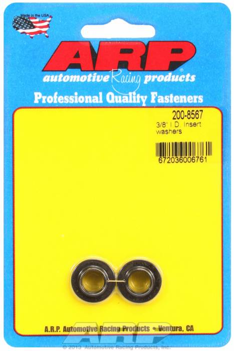"ARP - ARP2008567 - ARP Insert Washer - 3/8"" - 2 Pack"