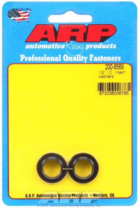 "ARP - ARP2008569 - ARP Insert Washer - 1/2"" - 2 Pack"