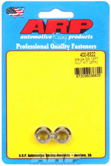 ARP - ARP4008322 - NUT KIT