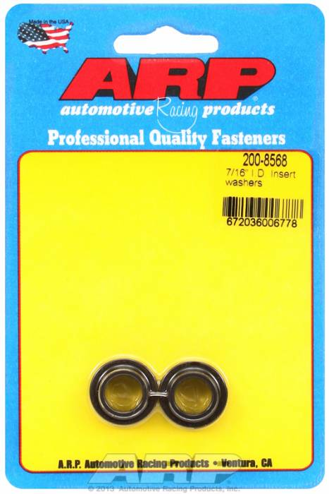 "ARP - ARP2008568 - ARP Insert Washer - 7/16"" - 2 Pack"