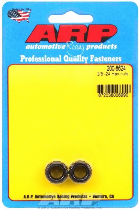 "ARP - ARP2008624 - 3/8""-24 Hex Nuts"