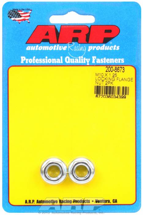 ARP - ARP2008673 - M10X1.25 LOCKING FLA
