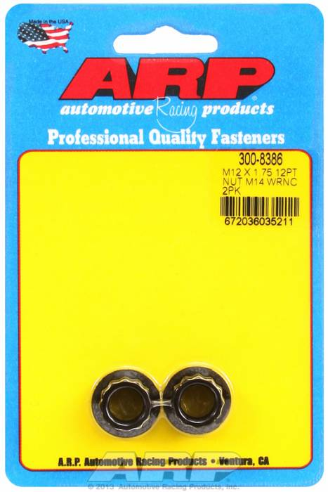 ARP - ARP3008386 - M12X1.75 M14 Socket