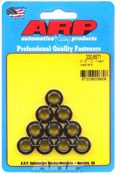"ARP - ARP2008571 - ARP Insert Washer - 5/16"" - 10 Pack"