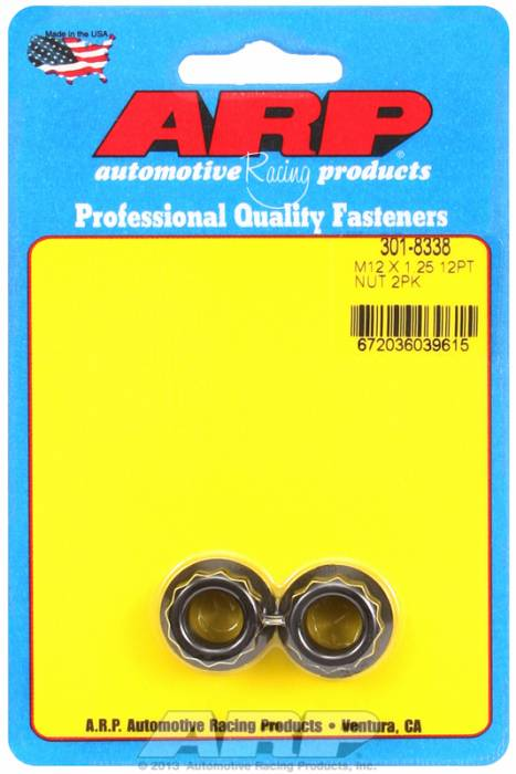ARP - ARP3018338 - NUT KIT