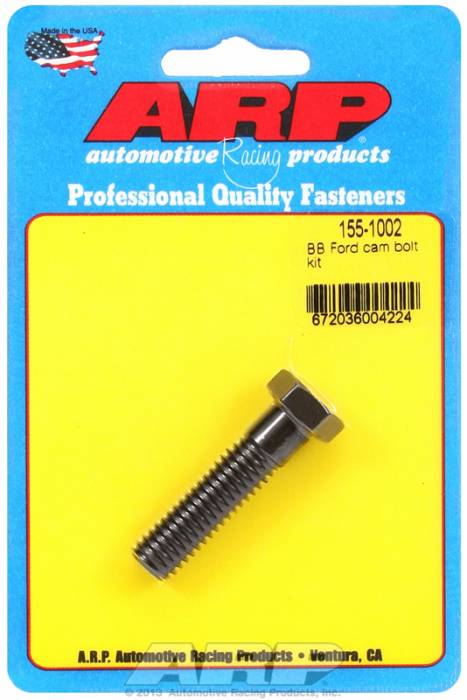 "ARP - ARP1551002 - ARP Camshaft Bolts- Ford ""FE"" Engines- 352-390-428- High Performance Series"