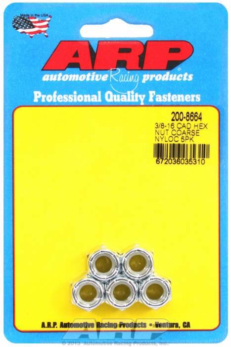 """ARP - ARP2008664 - """"3/8""""""""-16 CAD COARSE N"""""""