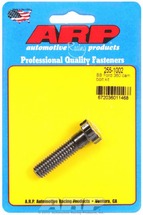 "ARP - ARP2551002 -ARP Camshaft Bolts- Ford ""FE"" Engines- 352-390-428- Pro Series"