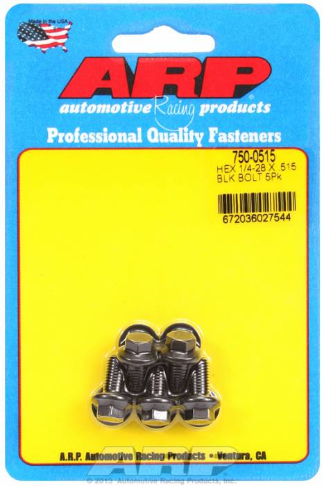 "ARP - ARP7500515 - ""1/4""""-28 X .515 Hex B"""