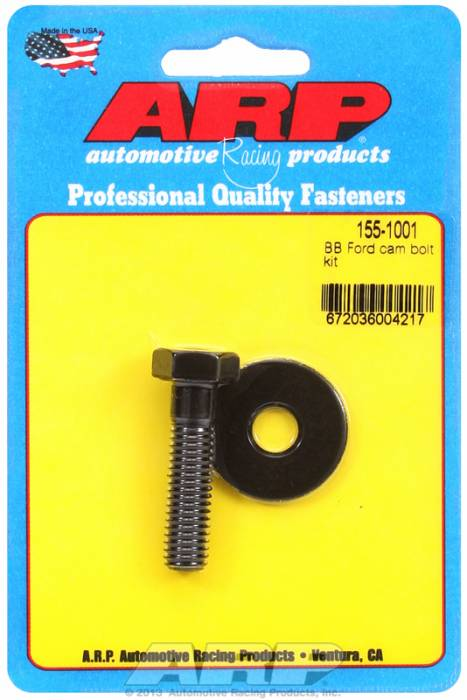 ARP - ARP1551001 - ARP Camshaft Bolts- 1968 And Up Ford 429-460 Engines High Performance Series