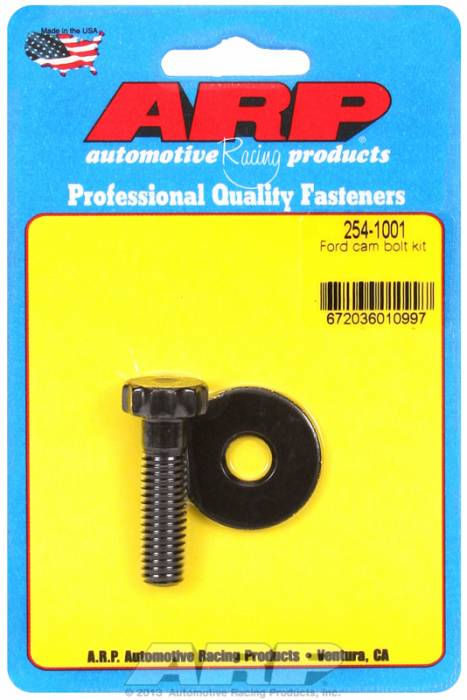 ARP - ARP2541001 -  ARP Camshaft Bolts-  Ford 260,289,302,351W- 1965-1986 Engines- Pro Series