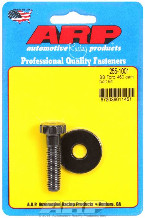ARP - ARP2551001 - ARP Camshaft Bolts- 1968 And Up Ford 429-460 Engines Pro Series